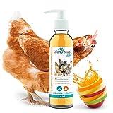 Ida Plus – Hühner-Vitamin 4in1 200 ml – Vitaminkonzentrat mit Vitamin ADEC für Starke Abwehrkräfte & stabiles Wachstum – Futterergänzungsmittel für die Vitaminversorgung von Hühnern, Enten & Geflügel